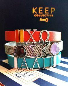 Personalized Greek Bracelets