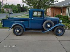 Ford : Other Pickups PICKUP 1932 FORD PICKUP MODLE - http://www.legendaryfinds.com/ford-other-pickups-pickup-1932-ford-pickup-modle/