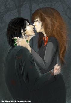 Adult Severus and Hermione | Severus Snape Severus