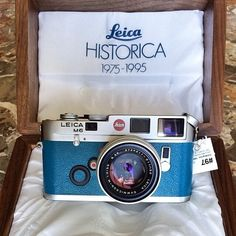 Leica M6 Historica 1975-1995 from @belonika #leica...