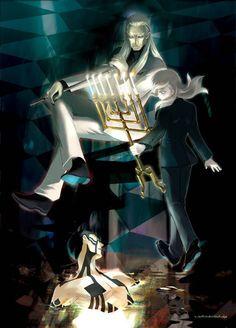 Shin Megami Tensei III: Nocturne - Lucifier and Demi-Fiend