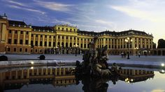 Schonbrunn Palace #Vienna