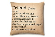 "{Friend...} particularly like ""a well-wisher"" definition. :)"