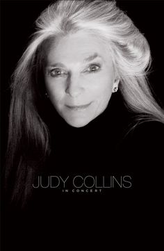 Album: Judy Collins Sings Lennon and McCartney - 2007 - Label: Wildflower Going Gray Gracefully, Aging Gracefully, Long Gray Hair, Grey Hair, Lennon And Mccartney, Ageless Beauty, Silver Hair, Hair Beauty, Long Hair Styles