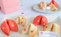 """Valentine's Day Fortune cookies   """"Owl always love you!"""""""