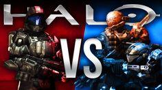 """ODST vs REACH!"" - Halo Uplink"