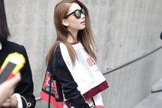 2014F/W Seoul Fashion Week Real Street