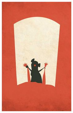 Disney Pixar movie poster Ratatouille by MINIMALISTPRINTS on Etsy