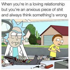 rick and morty quotes hilarious 49 Memes That Are So Cool Its A Little Intimidating - Funny Gallery Rick And Morty Meme, Rick And Morty Quotes, Ricky And Morty, Stupid Memes, Funny Memes, Hilarious, Funny Shit, Dankest Memes, Funny Stuff