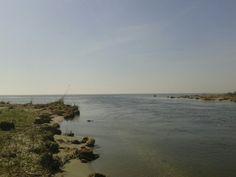 Dunarea la varsare in Marea Neagra