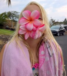 Blumen in Hawaii ;-)  Flowers in Hawaii ;-)