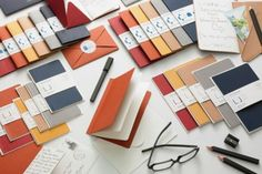 Moleskine greeting cards/ greeting journals - we have them in stock in different colours!