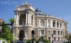 Украина, Одесса, Одесский оперный театр, театр оперы и балета, театры мира, достопримечательности Украины