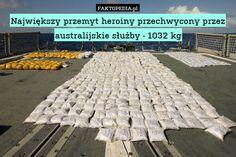 Największy przemyt heroiny przechwycony przez australijskie służby - 1032 – Największy przemyt heroiny przechwycony przez australijskie służby - 1032 kg