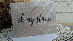 Check out this item in my Etsy shop https://www.etsy.com/listing/496395151/oh-my-stars-southern-sayings-humorous