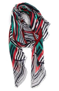 Diane+von+Furstenberg+'Hanovar'+Scarf+available+at+#Nordstrom
