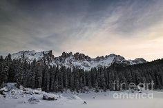 a beautiful winter scene captured by an amazing Italian photographer named Yuri Check out his beautiful photos at http://1-yuri-santin.artistwebsites.com/