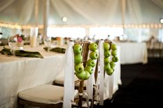 Backyard Trappe Maryland Wedding Merkle Photography Petals Florist Eastern Shore Tenting & Events Gourmet on the Bay Michael Kors Outdoor Tented Hugo Boss Petals Florist, Apple Garland, Reserved Seating, Outdoor Venues, Sister Wedding, Fall Wedding, Wedding Ideas, Tent, Bouquet