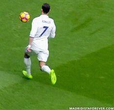 El Caño de Ronaldo del que todos estan hablando#CR7 #RealMadrid...