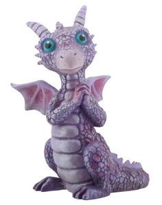 PURPLE AND PINK BABY DRAGON                                                                                                                                                                                 More