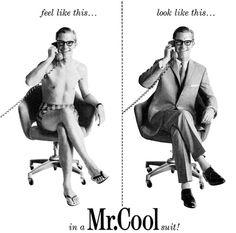 Mr. Cool suits