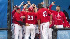 July 18 - Baseball - Men - Semifinals. Canada 7 - 1 Puerto Rico.  Canada will face USA in the Pan Am baseball final - Sportsnet.ca