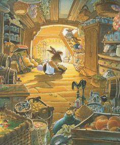 Иллюстрация 18 из 115 для Хитрый лис - Женевьева Юрье | Лабиринт - книги. Источник: Zhanna