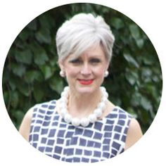 Beth Djalali Cute Haircuts, Grey Haircuts, Top Fashion Blogs, Chic Over 50, Advanced Style, Wild Hair, Grey Fashion, Silver Hair, Hair Today