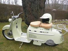 DKW Hobby Roller Baujahr 1956 ( mit Tüv 10/2014 )