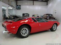 DANIEL SCHMITT & CO CLASSIC CAR GALLERY PRESENTS: 1969 DE TOMASO MANGUSTA