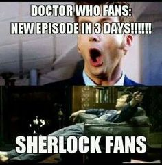 Definietly | Doctor Who | Sherlock BBC