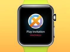 Apple Watch Pantagu App by TIE A TIE
