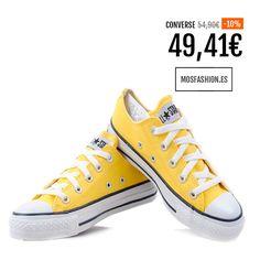 Compra #Converse #AllStar al mejor precio de Internet en nuestra tienda online.