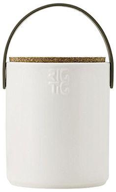 RIG-TIG 14 cm Hide-It Storage Jar, White
