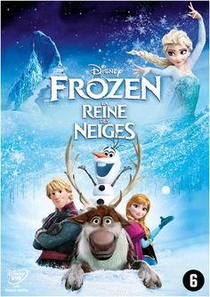 DVD cover van Frozen