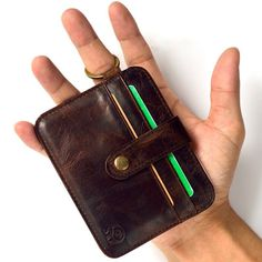 Leather Wallet #accessories #wallet #cardholder
