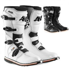 MX For Boots,Black,Youth 4-6 Fly-Racing Kinetic//Maverick Strap Kit 3-Pieces