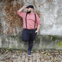 Best Casual Plus Size For Men With Sneakers 06 Chubby Men Fashion, Mens Plus Size Fashion, Plus Size Mens Clothing, Big Men Fashion, Men's Fashion Brands, Look Fashion, Flax Clothing, Gothic Clothing, Fashion Rings