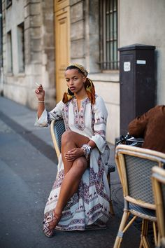 On the Street…Le Mar
