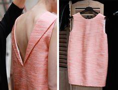 Sessun low-cut dress Summer 2013