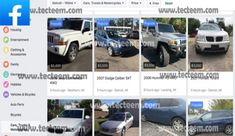 Cars Facebook Marketplace - Facebook Marketplace Cars | Marketplace Facebook Buy Sell | Tecteem Cheap Car Insurance Quotes, Car Insurance Online, Car Insurance Rates, Best Car Insurance, Group Insurance, Car Search, Search Tool, Motorcycle Price, Company Quotes