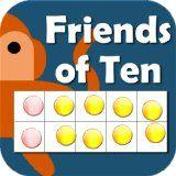 Subitizing activities and making ten