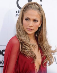 Jennifer Lopez - Arrivals at the Billboard Music Awards