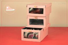 Crea un organizador de zapatos con tus propias manos - Hogar Total