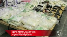 """North Korea sells drugs to Chinese tourists for earning foreign currency. If the drugs can be obtained easily, foreign criminal organization or drug dealers will rush to North Korea. They advertise their country as an """"earthly paradise"""", but it will be """"drug paradise"""" soon!"""