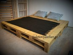 Room Colors, Stylus, Pallets, Bed, Table, Colour, Furniture, Home Decor, Color