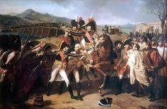 Surprise attack on the bridge over the Danube, December 14, 1805