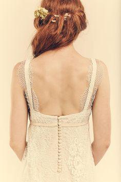 atelier yooj | modello lace-wave-up.abito da sposa milano