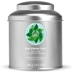 FUJI GREEN TEA™ BATH TEA