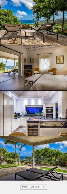 Villa Pajoma- Lurin, St. Barthelemy- WIMCO Villas- 3 bed 3 baths #stbarths #caribbean #travel #vacation
